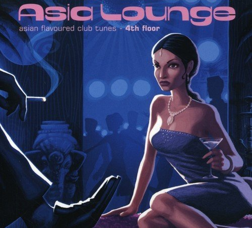 Asia Lounge Vol. 4 Asia Lounge 2 CD Set