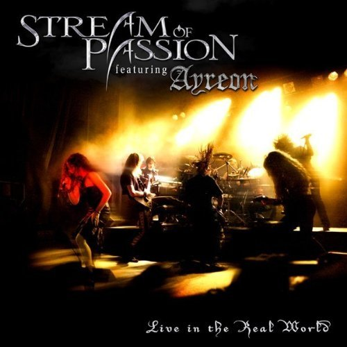 Stream Of Passion Live In The Real World Feat. Ayreon 2 CD