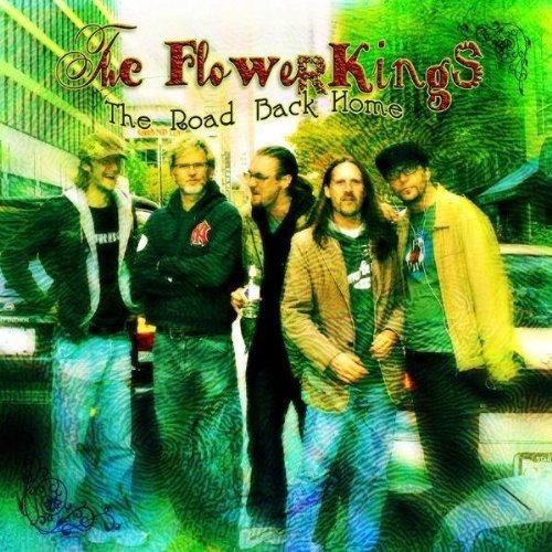 Flower Kings Road Back Home Best Of 2 CD