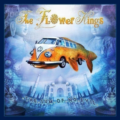 Flower Kings Sum Of No Evil 2 CD