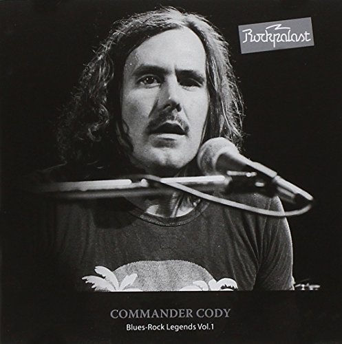 Commander Cody Vol. 1 Rockpalast Blues Rock L
