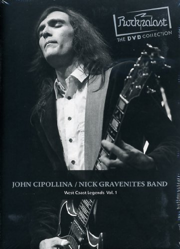 Cippolina Gravenites Vol. 1 Rockpalast West Coast L