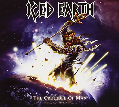 Iced Earth Crucible Of Man Something Wic