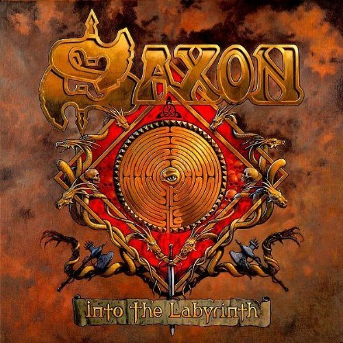 Saxon Into The Labyrinth