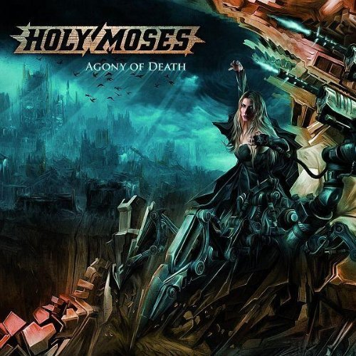 Holy Moses Agony Of Death Special Ed.