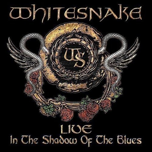 Whitesnake Live In The Shadow Of The Blue Import Arg 2 CD