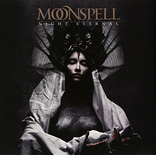Moonspell Night Eternal 2 Lp Set