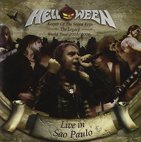 Helloween Keeper Of The Seven Keys Legac 2 CD Set