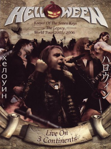 Helloween Keeper Of The Seven Keys Legac 2 DVD