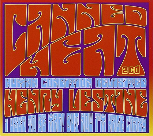 Canned Heat Henry Vestine & Th Human Condition Revisited I Us 2 CD Set