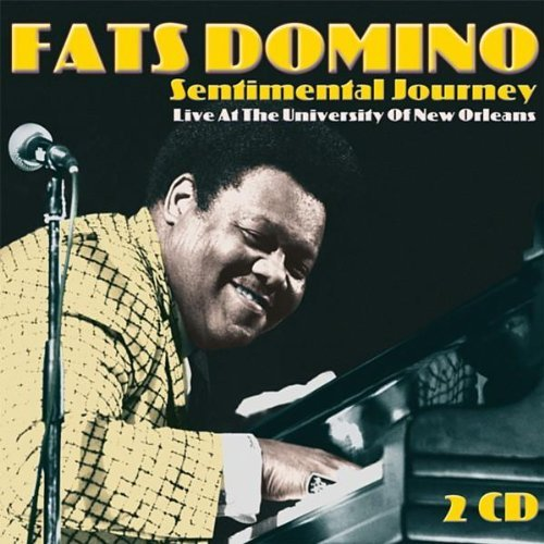 Fats Domino Sentimental Journey Live At Th 2 CD Set