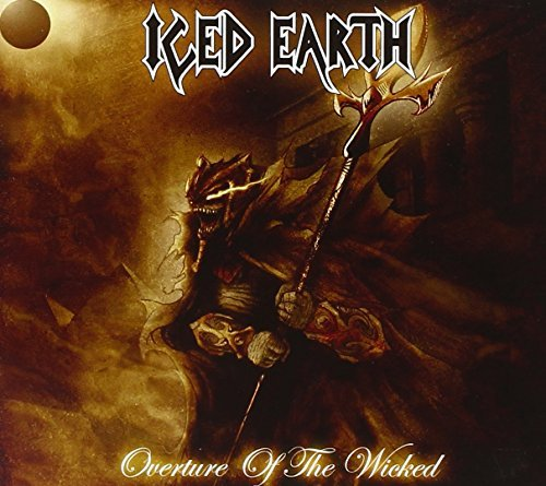 Iced Earth Overture Of The Wicked Mini Album