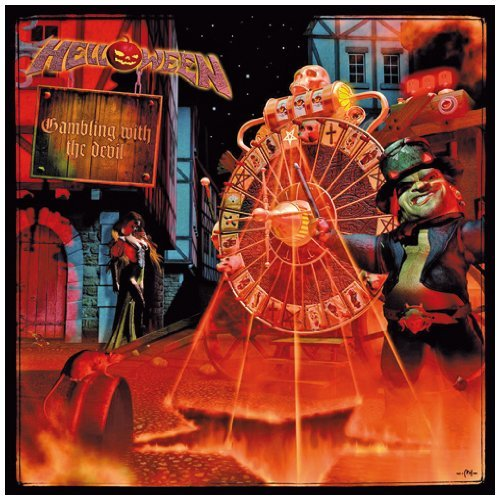 Helloween Gambling With The Devil Lmtd Ed. Enhanced CD