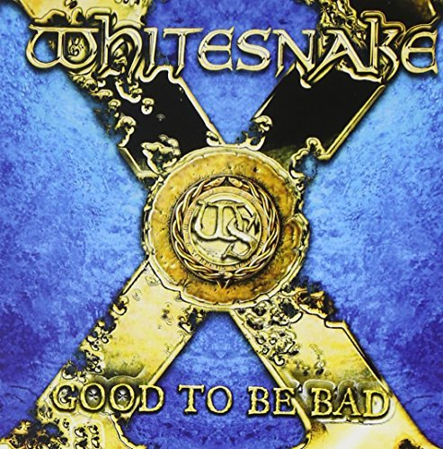 Whitesnake Good To Be Bad 2 CD Set
