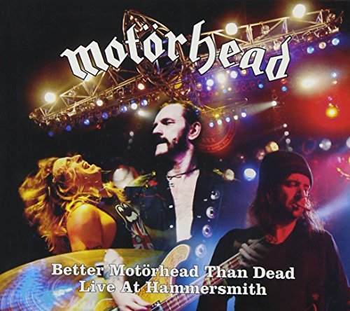 Motörhead Better Motorhead Than Dead 2 CD