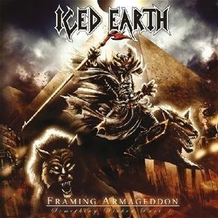 Iced Earth Framing Armageddon Sometheing