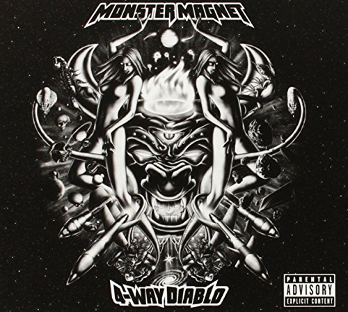 Monster Magnet 4 Way Diablo