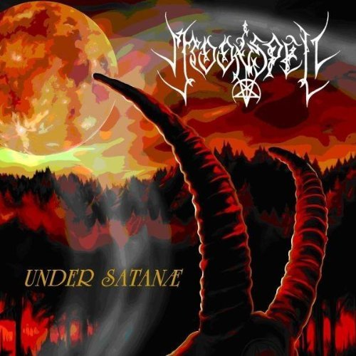 Moonspell Under Satanae