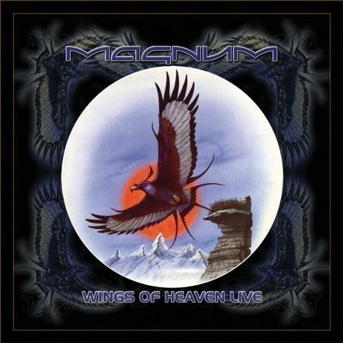 Magnum Wings Of Heaven Live 2 CD
