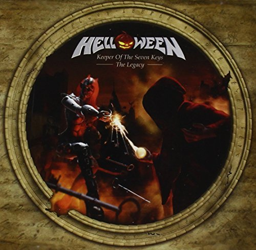 Helloween Keeper Of The Seven Keys Legac Lmtd Ed. Digipak 2 CD Set