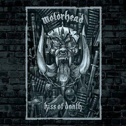 Motörhead Kiss Of Death Import Gbr