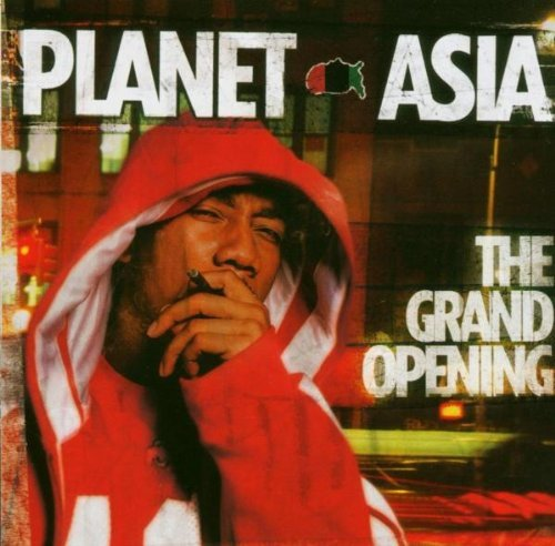 Planet Asia Grand Opening Explicit Version