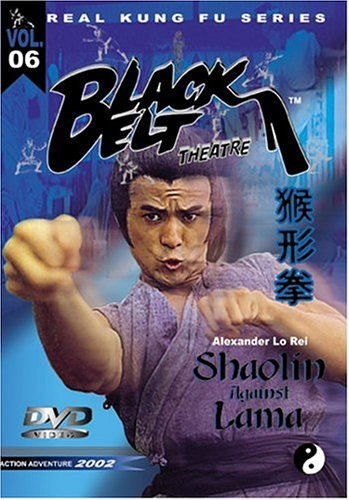 Shaolin Against Lama Black Belt Theatre Clr Nr