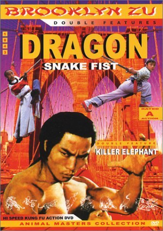 Brooklyn Zu Double Features Dragon Snake Fist Killer Eleph Clr Nr 2 On 1