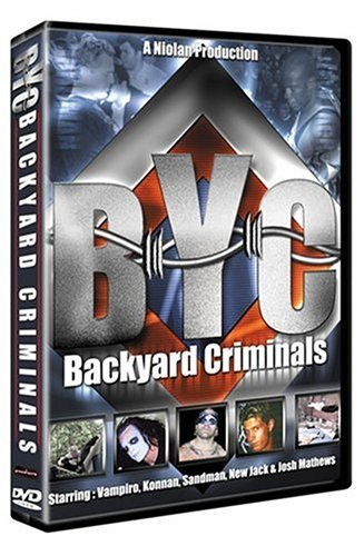 Byc Backyard Criminals Byc Backyard Criminals Clr Nr