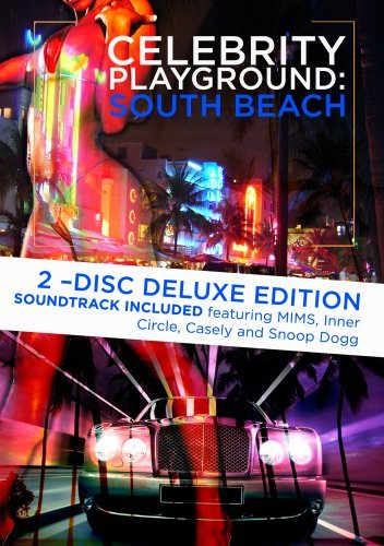 Celebrity Playground South Beach Incl. DVD