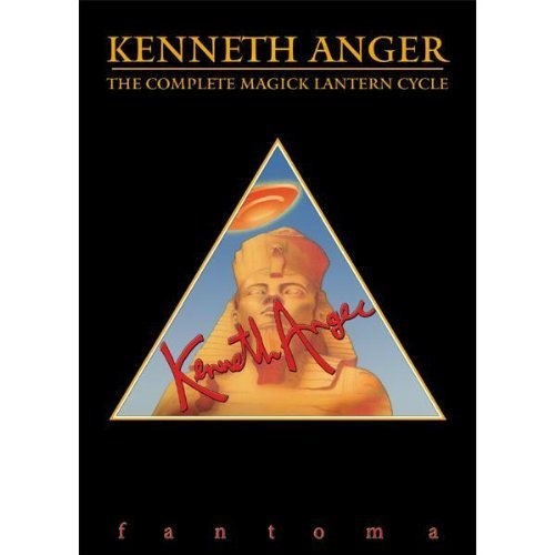 Kenneth Anger Complete Magick Langer Cycle Clr Bw Nr