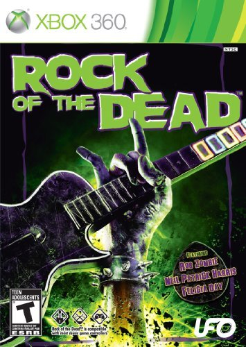 X360 Rock Of The Dead