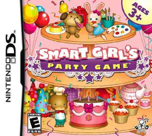 Nintendo Ds Smart Girls Party Games Tommo