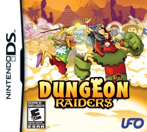 Nintendo Ds Dungeon Raiders