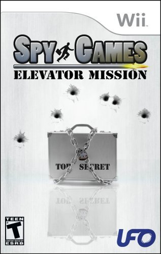 Wii Spy Game Elevator Mission