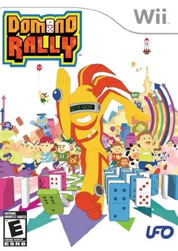 Wii Domino Rally Tommo Inc E
