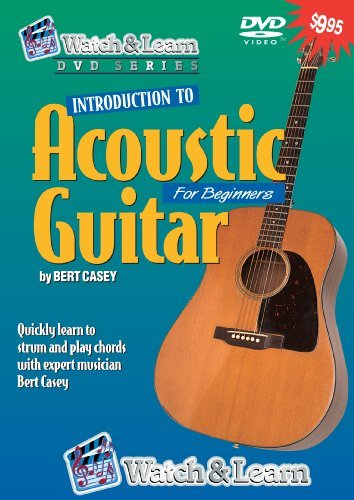 Bert Casey Introduction To Acoustic Guita Nr