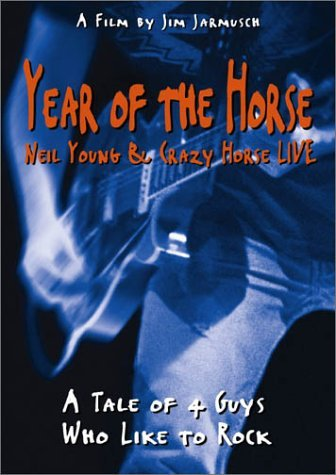 Year Of The Horse Neil Young & Young Neil & Crazy Horse Clr 5.1 Dts R