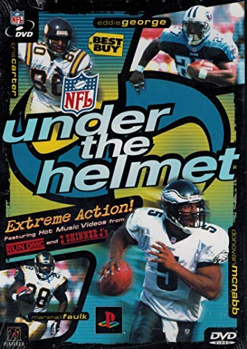 Nfl Under The Helmet Nfl Under The Helmet