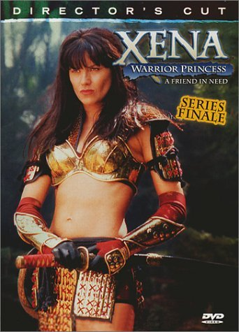 Xena Warrior Princess Finale Clr Prbk 02 22 02 Nr