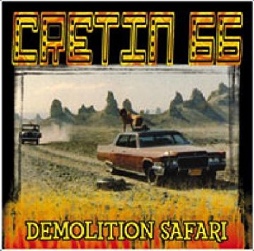 Cretin 66 Demolition Safari