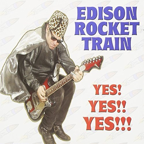 Edison Rocket Train Yes! Yes!! Yes!!!