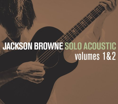 Jackson Browne Vol. 1 2 Solo Acoustic 2 CD Set