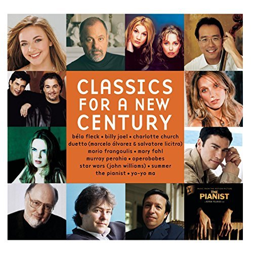 Classics For A New Century Classics For A New Century Church Frangoulis Fleck Ma Fahl Joel Summer Williams