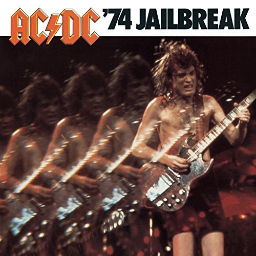 Ac Dc '74 Jailbreak Remastered