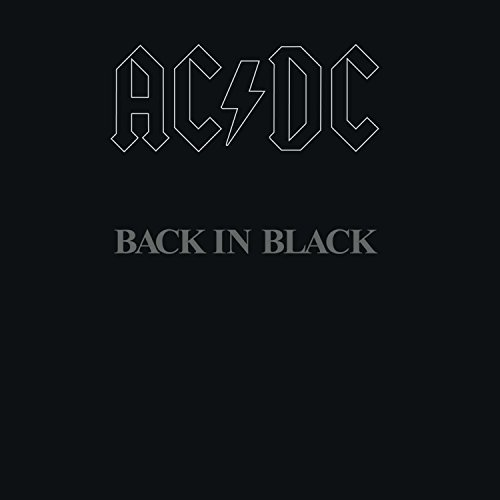 Ac Dc Back In Black Remastered