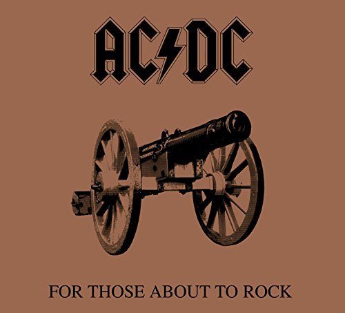 Ac Dc For Those About To Rock We Salute You Remastered