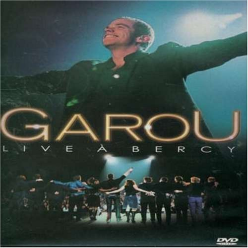 Garou Live At Bercy Import Can Ntsc (0)