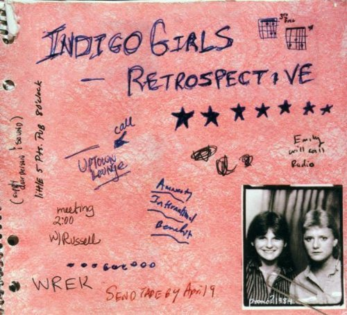 Indigo Girls Retrospective Lmtd Ed. Digipak