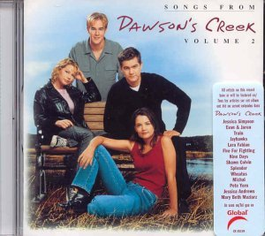 Dawson's Creek Ii Tv Soundtrack Enhanced CD Fabian Simpson Wheatus Train